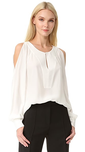 Barbara Bui Long Sleeve Blouse