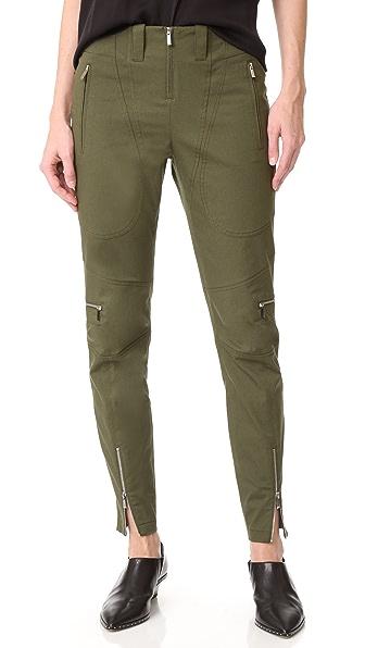 Barbara Bui Straight Leg Pants