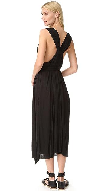 Barbara Bui V Neck Dress