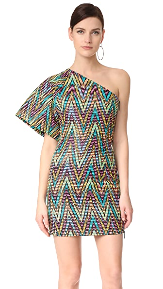 Barbara Bui One Shoulder Dress