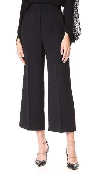Barbara Bui Cropped Wide Leg Pants
