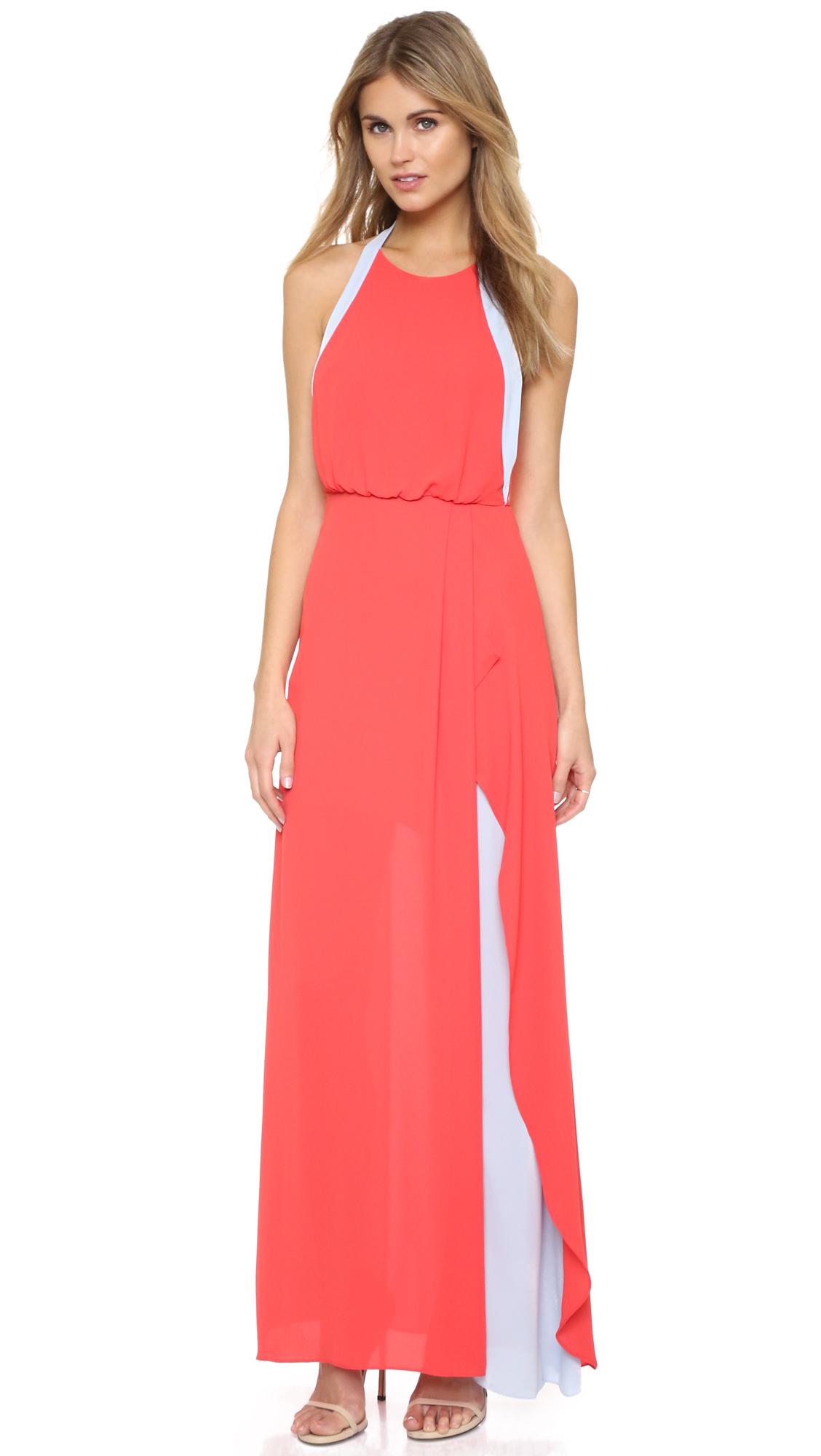 BCBGMAXAZRIA Camillia Gown   SHOPBOP