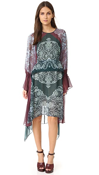 BCBGMAXAZRIA Addilyn Dress