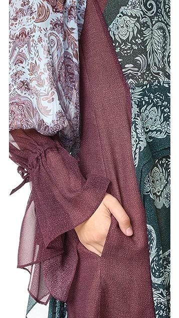 BCBGMAXAZRIA Addilyn Dress