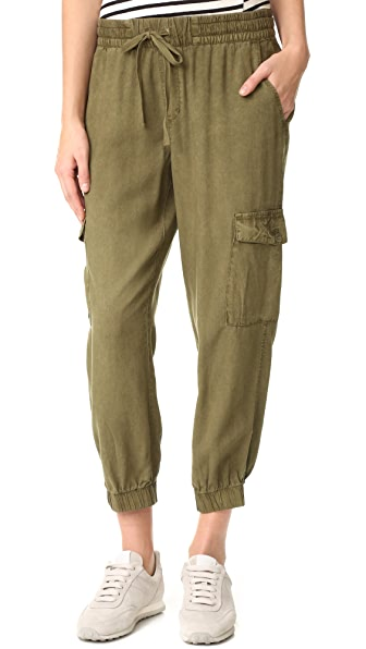 Bella Dahl Flap Pocket Cargo Jogger
