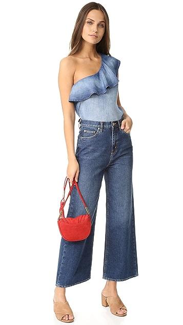 Bella Dahl One Shoulder Top