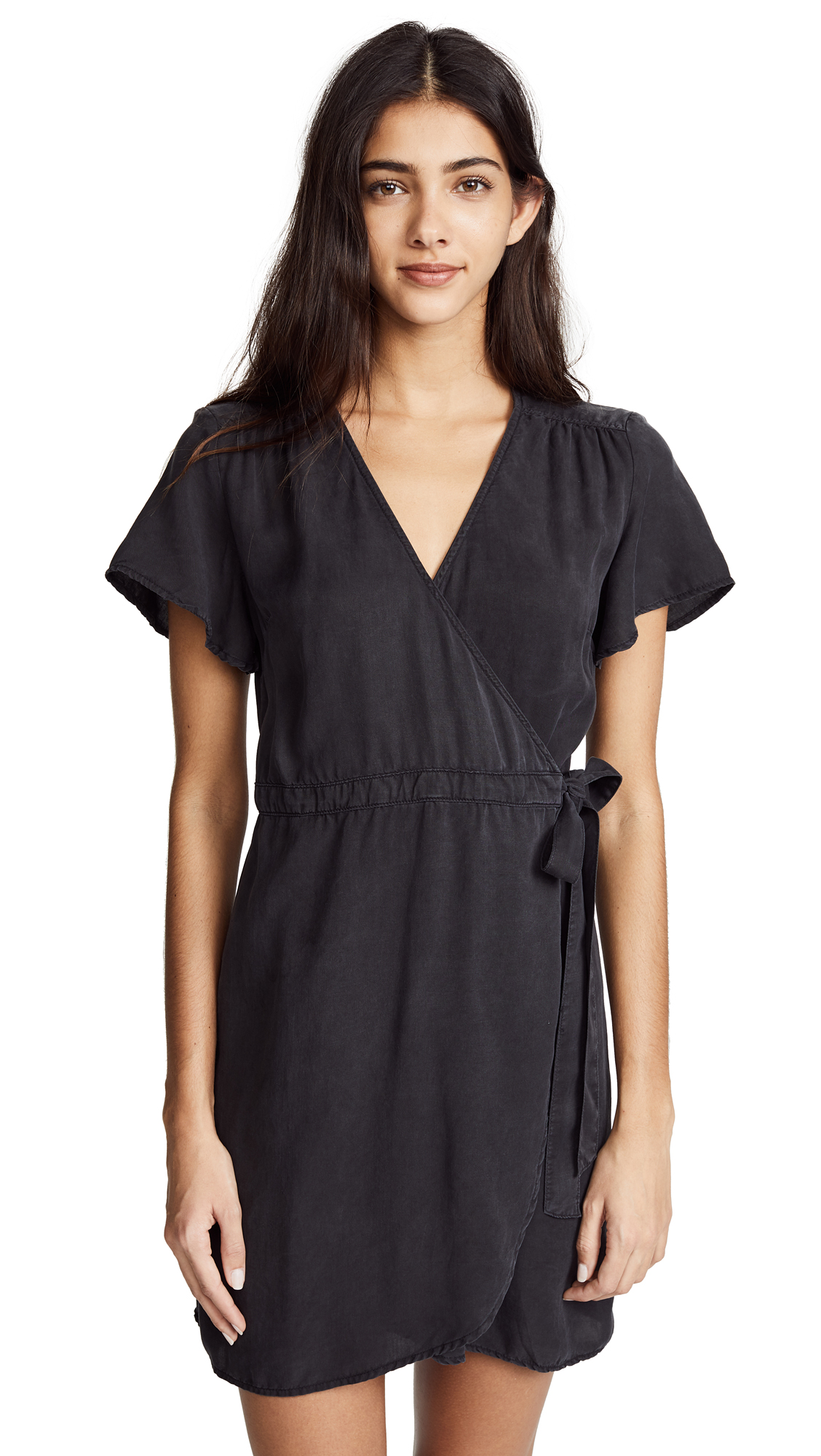 Bella Dahl Flowy Wrap Dress