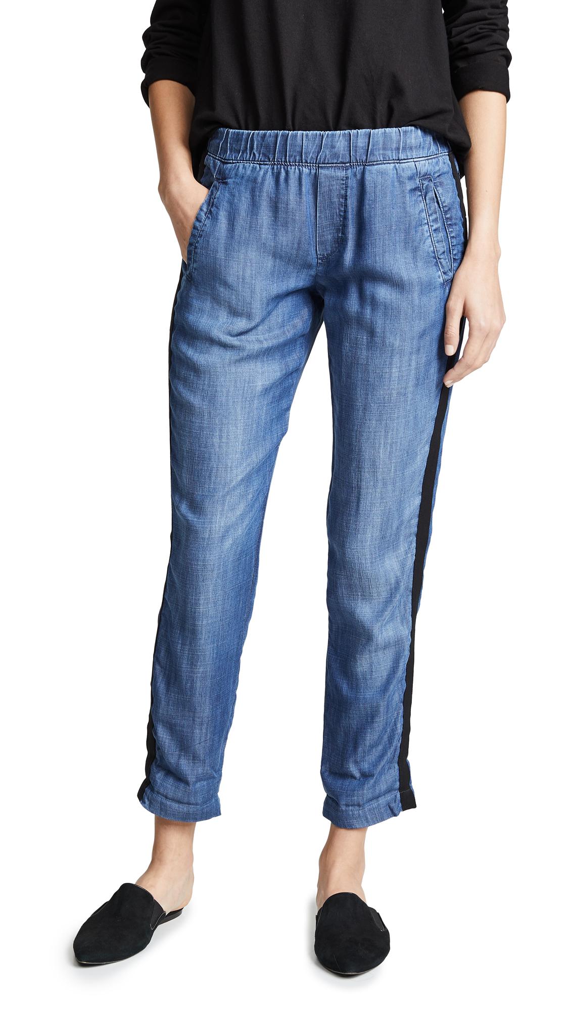 Bella Dahl Welt Pocket Trousers - Beaumont