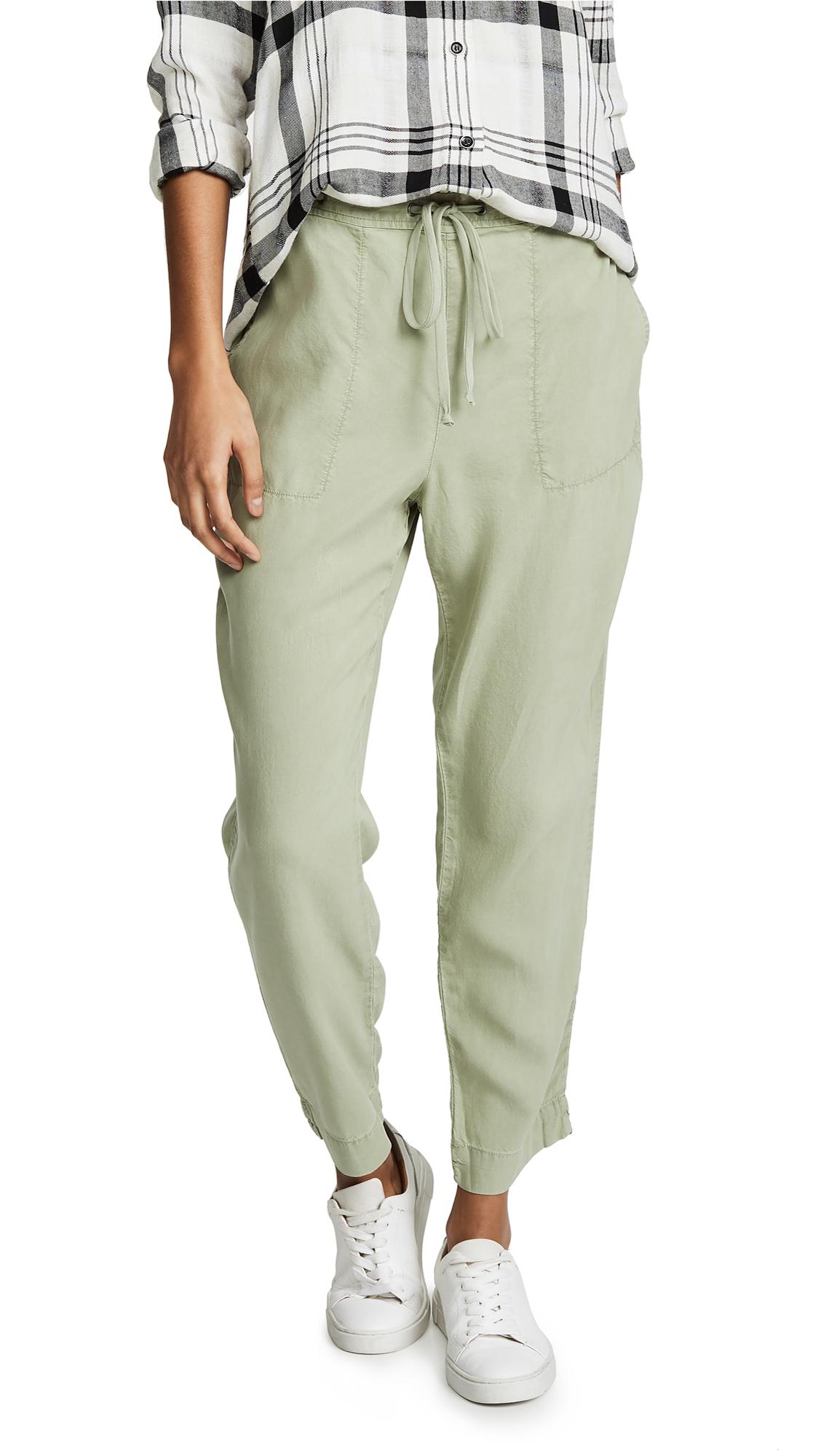 Bella Dahl Grommet Trousers