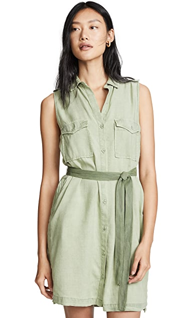 Bella Dahl Patch Pocket Dress