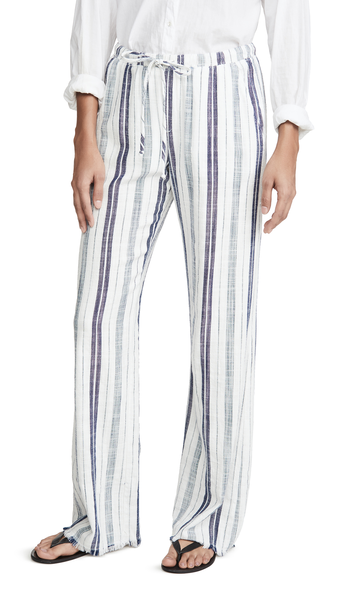 Buy Bella Dahl online - photo of Bella Dahl Fray Hem Pants