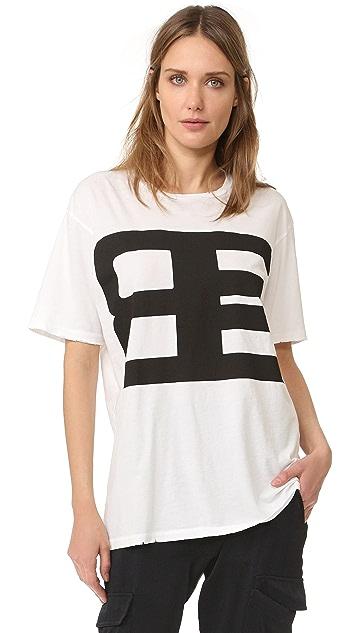 Baja East Logo T-Shirt