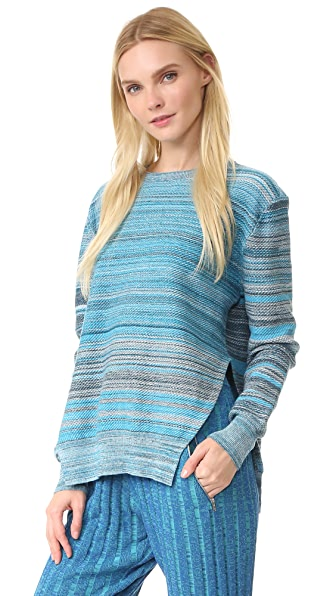 Baja East Knit Sweater