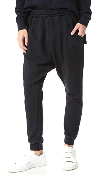 Baja East Sweatpants - Midnight