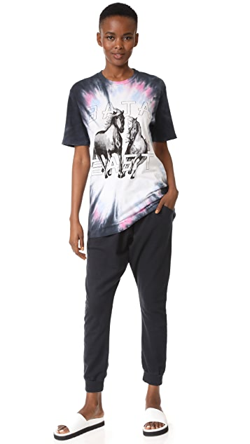 Baja East Short Sleeve T Shirt