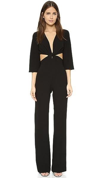 Bec & Bridge Phoenix Jumpsuit In Black