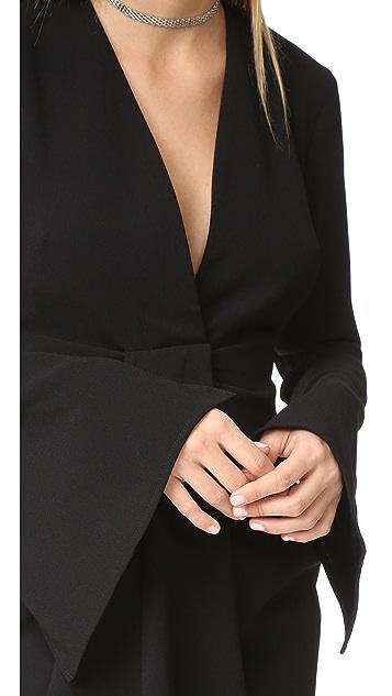 Bec & Bridge Black Orchid Dress