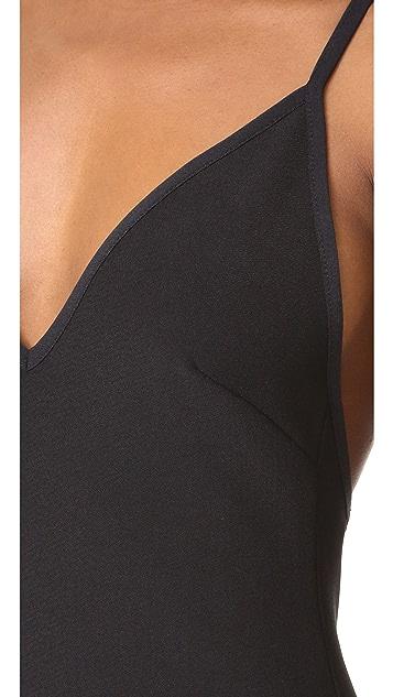 Bec & Bridge Gardenia Plunge Dress
