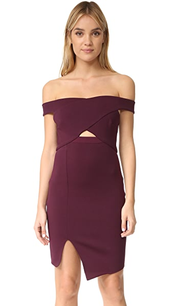 Bec & Bridge Banditti Crossover Mini Dress