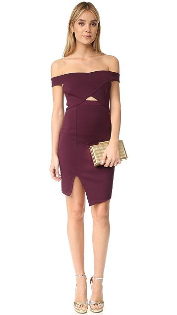 Bec & Bridge Banditti Crossover Mini Dress