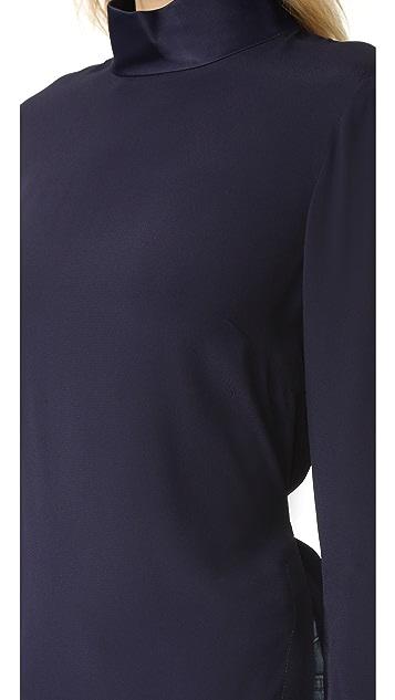 Bec & Bridge Slim Dusty Long Sleeve Top