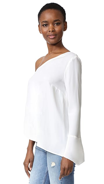 Bec & Bridge Lunetta Asymmetrical Top