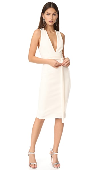 Bec & Bridge Luminous Plunge Dress