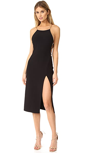 Bec & Bridge Seductress Dress - Black