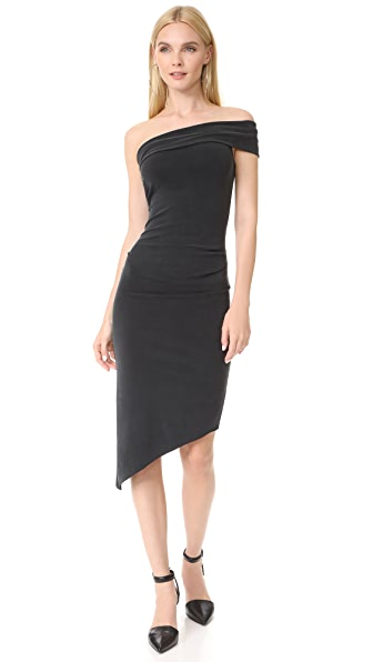 Bec & Bridge Luna Sleeveless Dress - Black
