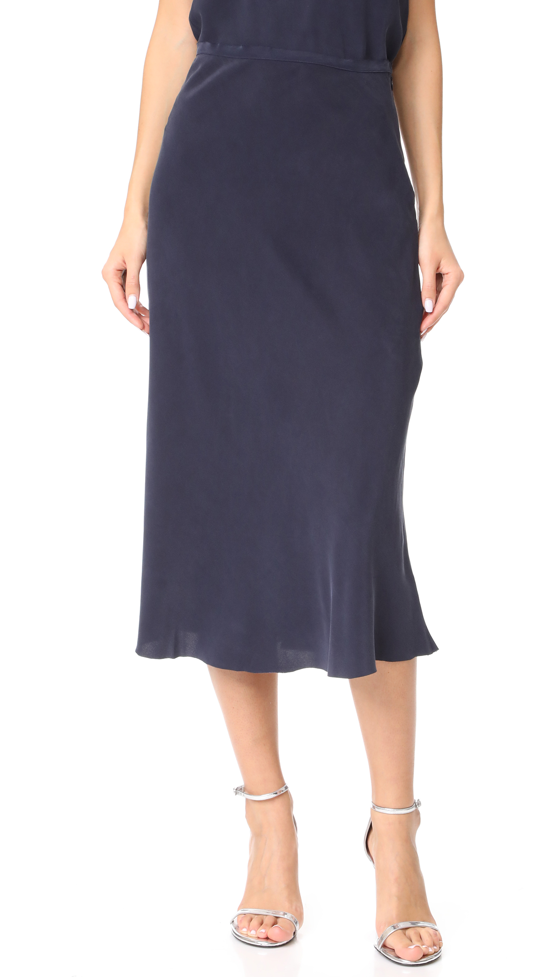 Bec & Bridge Classic Skirt - Ink