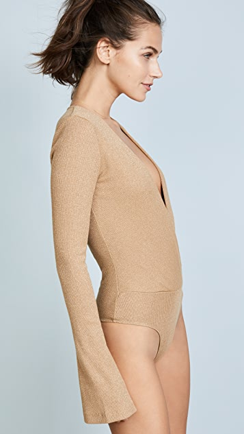 Bec & Bridge Glitter Gal Bodysuit