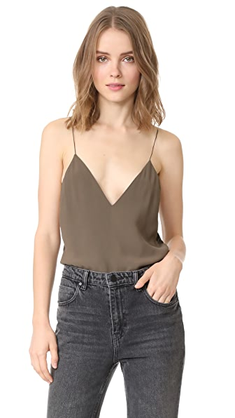 Bec & Bridge Divinity Cami - Oak