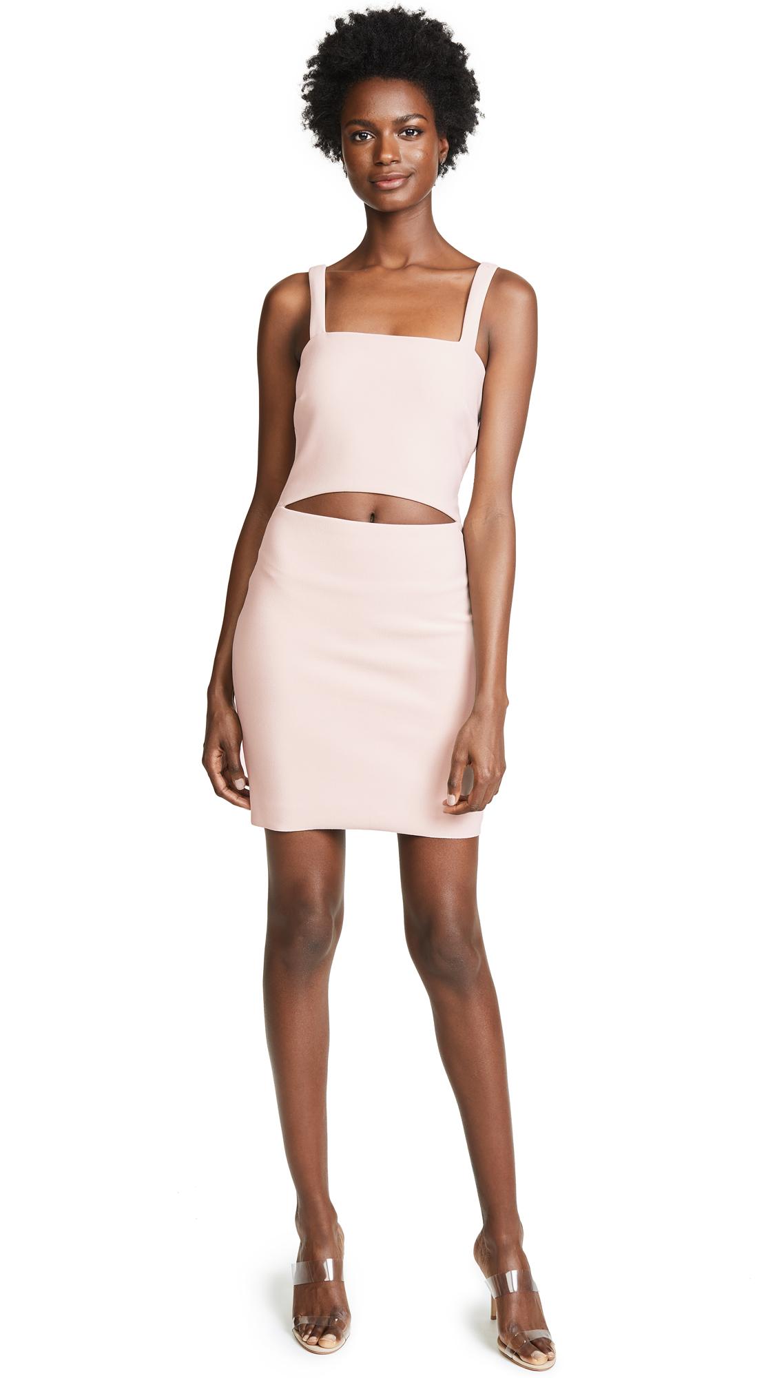 Bec & Bridge Macaron Mini Dress In Nude
