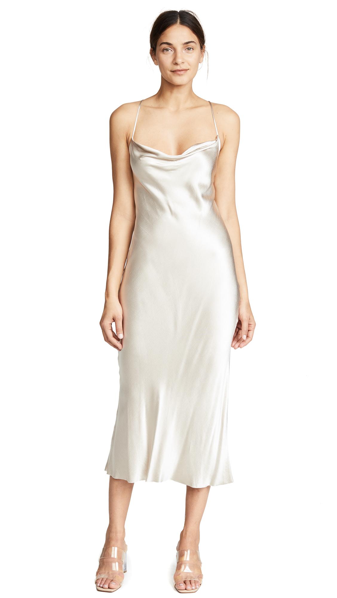 Bec & Bridge Kaia Cowl Dress