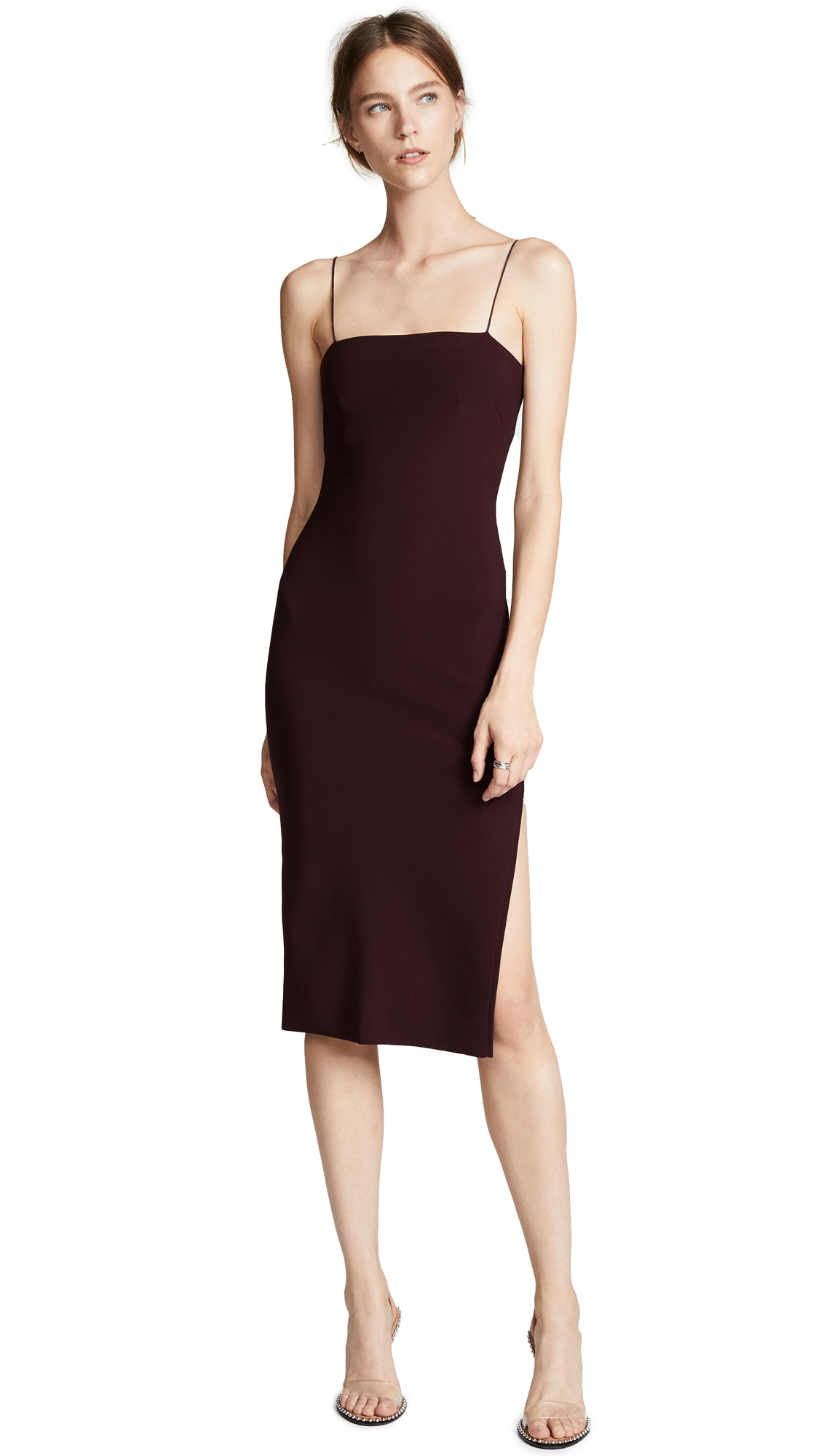 Bec & Bridge Dreamgirl Slim Midi Dress