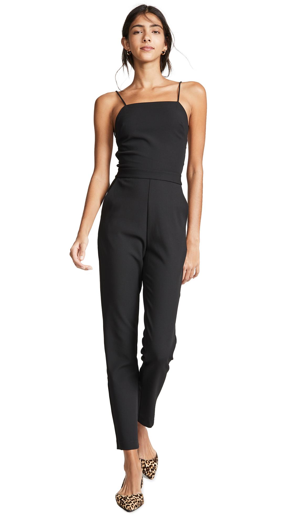 Bec & Bridge Sofia Jumpsuit - Black