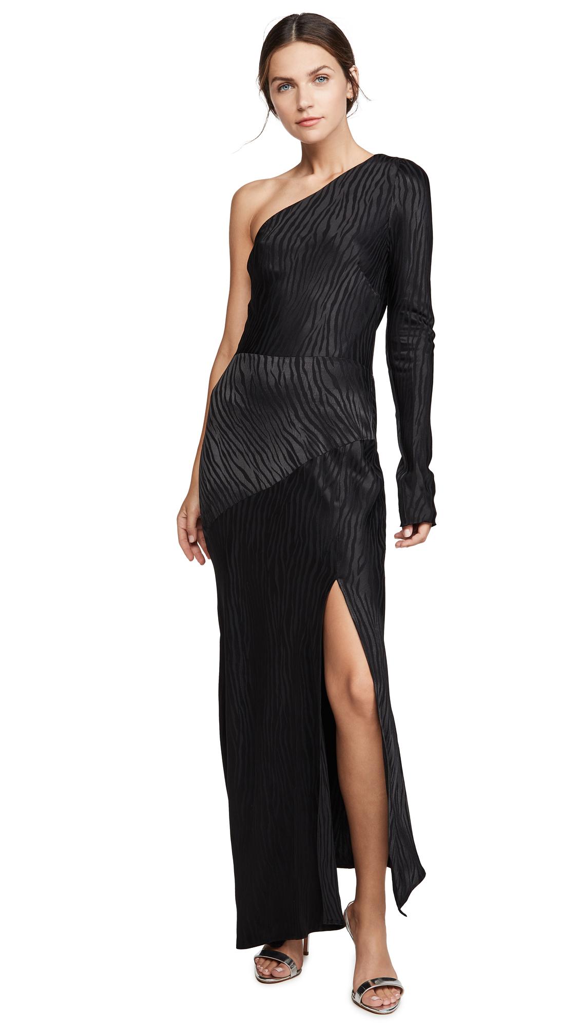 Buy Bec & Bridge online - photo of Bec & Bridge The Kat Asymmetrical Midi Dress