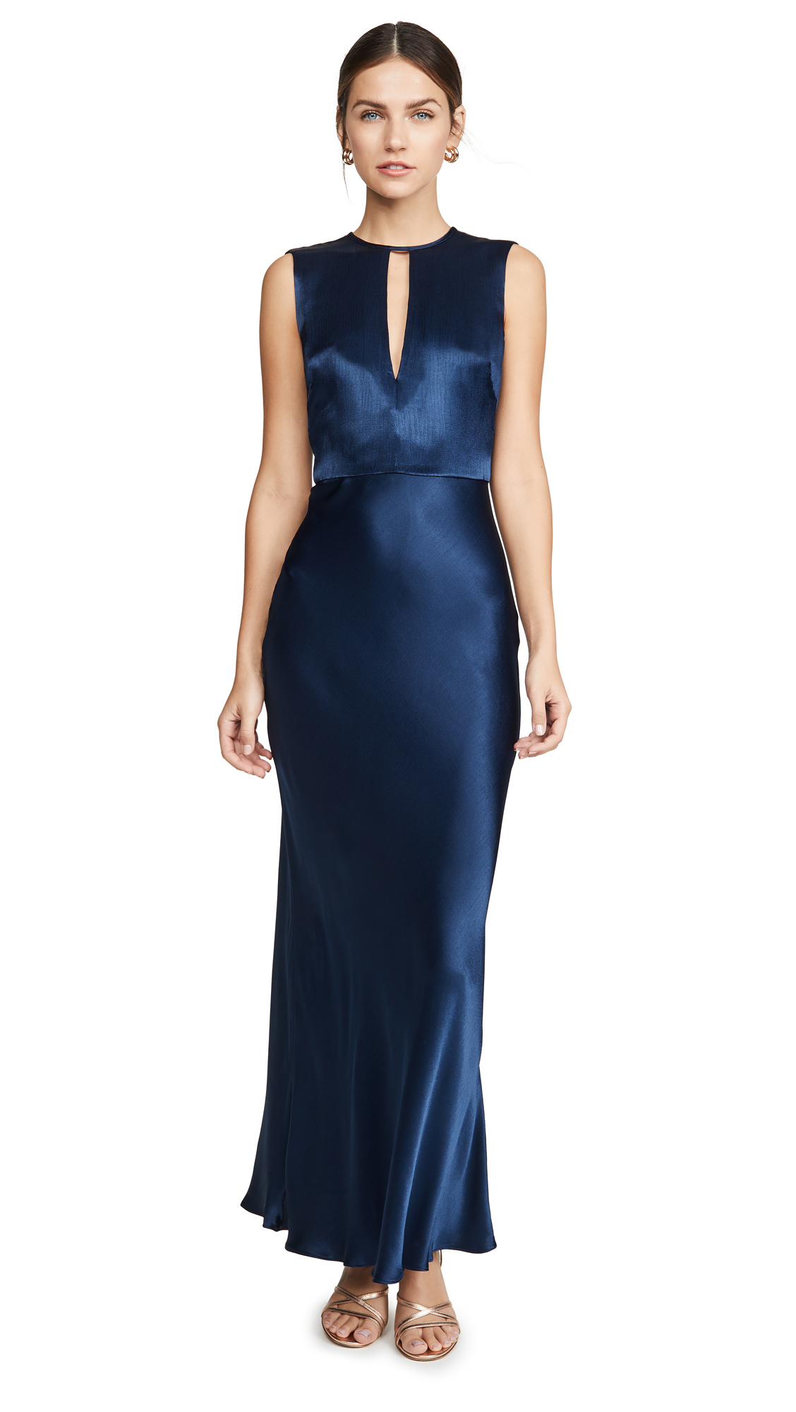 Buy Bec & Bridge online - photo of Bec & Bridge Sylvie Cutout Midi Dress