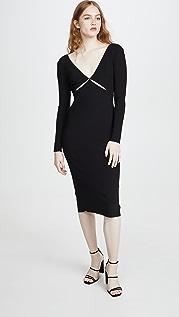 Bec & Bridge Миди-платье Ulla с вырезами