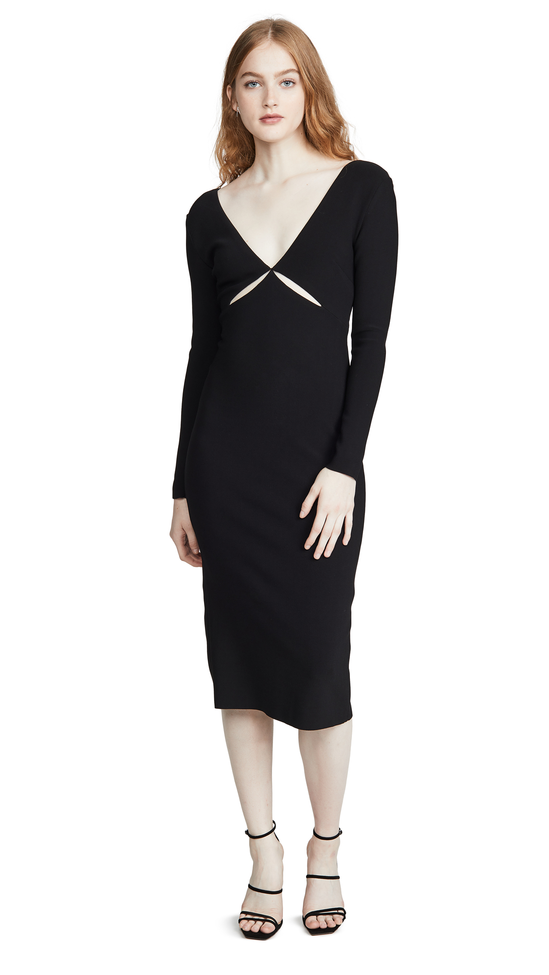 Buy Bec & Bridge online - photo of Bec & Bridge Ulla Cut Out Midi Dress
