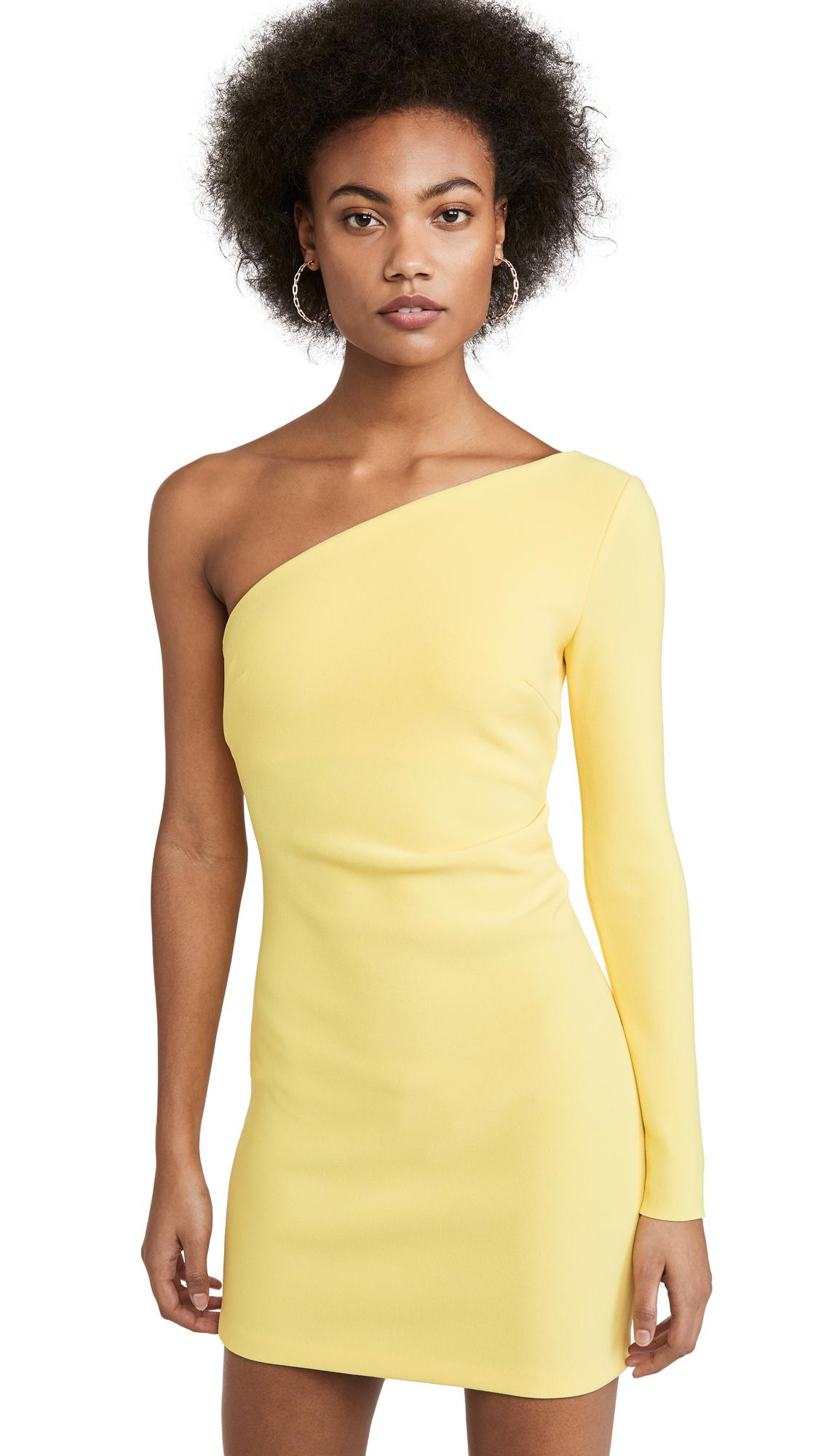 Buy Bec & Bridge online - photo of Bec & Bridge Gemma Assymetrical Mini Dress