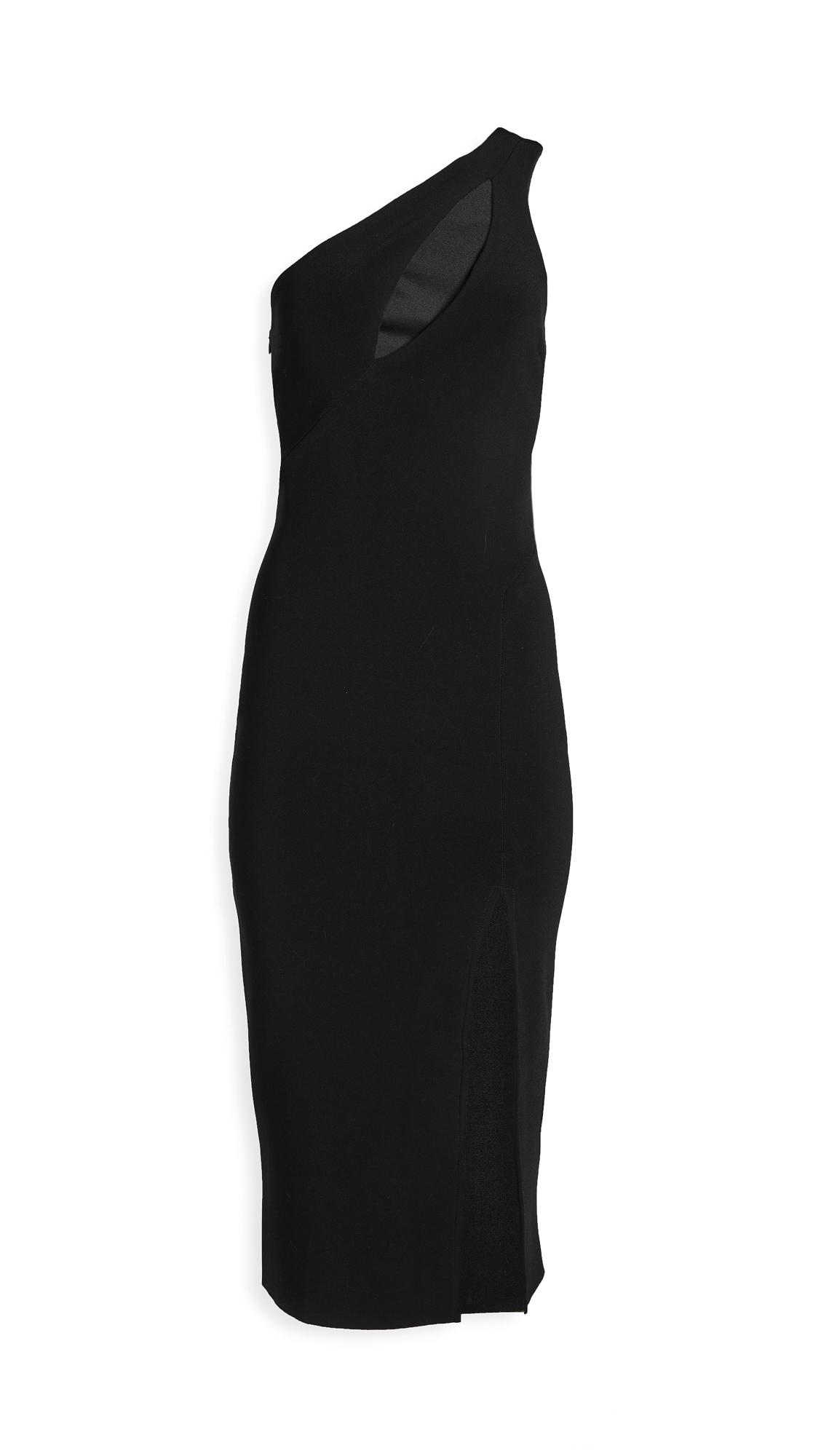 Bec & Bridge Emerald Avenue Asymmetric Midi Dress - 30% Off Sale