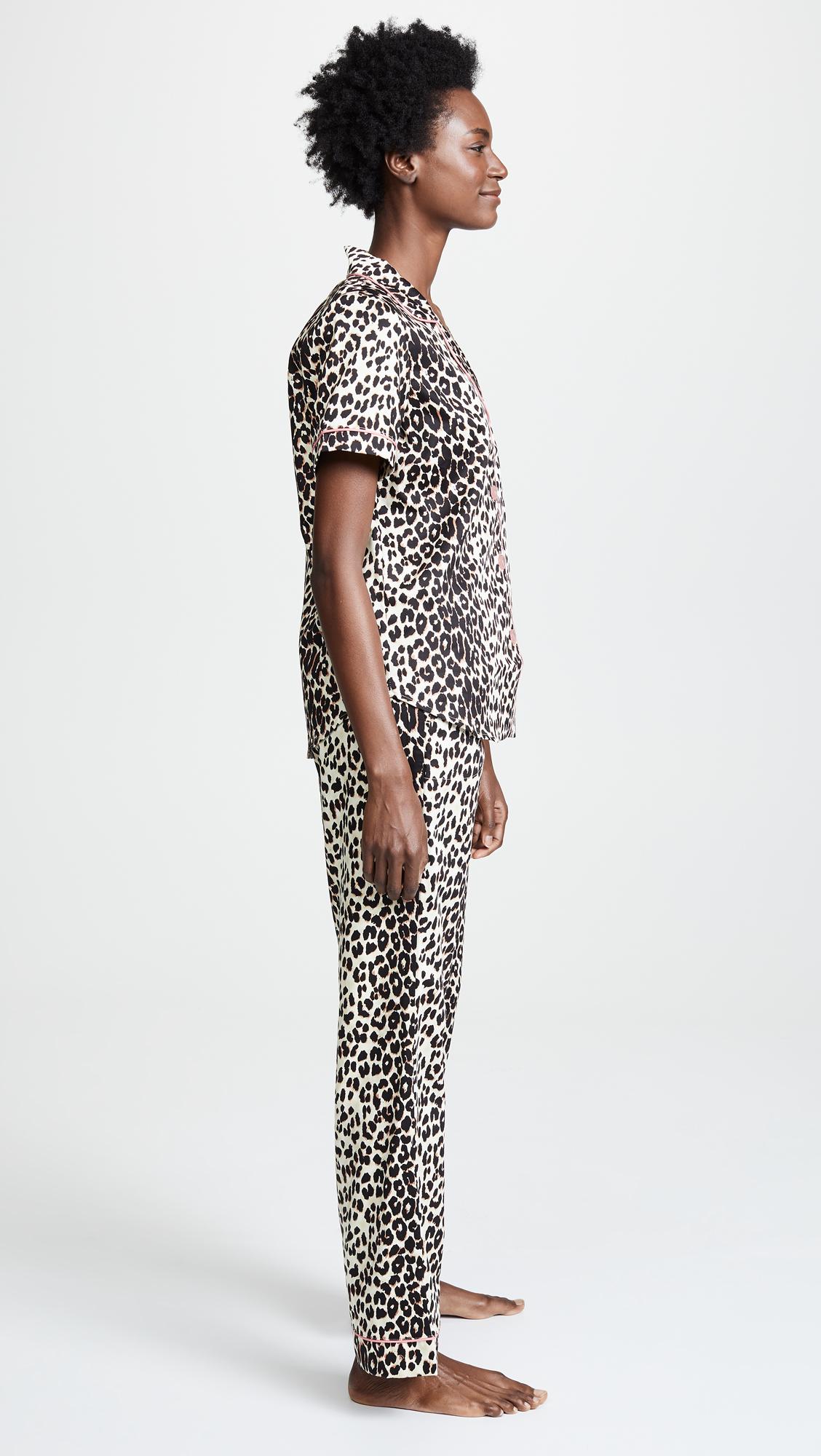 BedHead Pajamas Wild Leopard Classic PJ Set  a1c6f3c0b