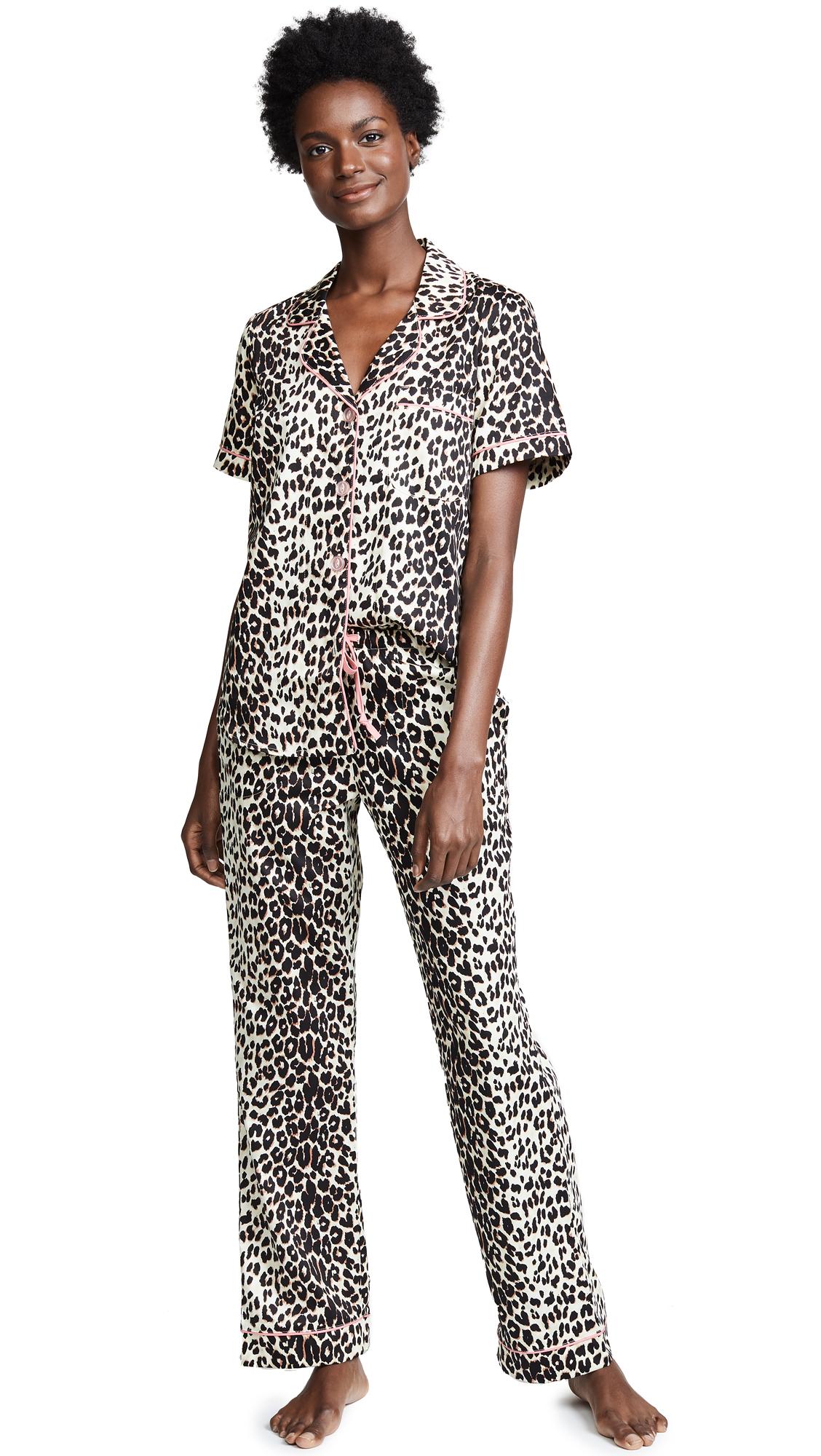 Bedhead Wild Leopard Classic Pj Set  841d58a98