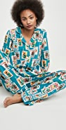 BedHead Pajamas Fridas House Of Cards PJ Set
