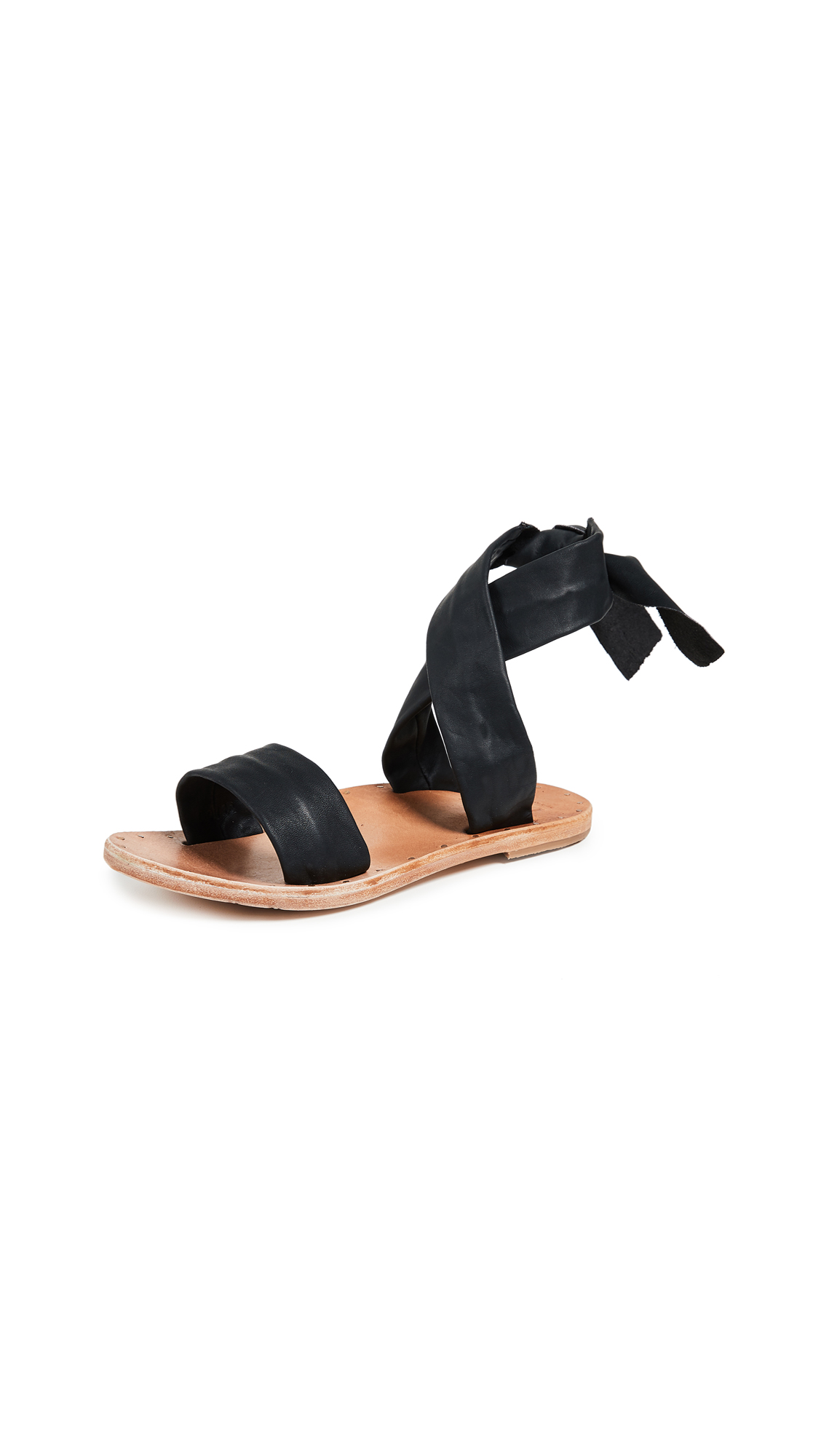 Photo of beek Canary Wrap Sandals - buy beek shoes