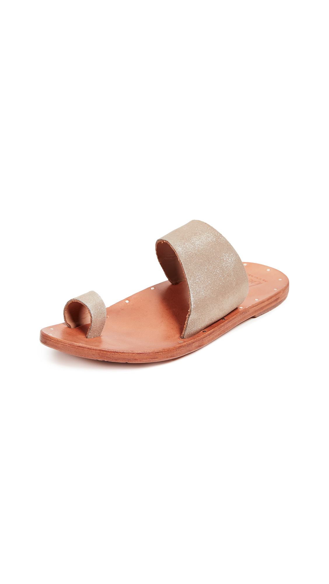 beek Finch Sandals - Quartz/Tan