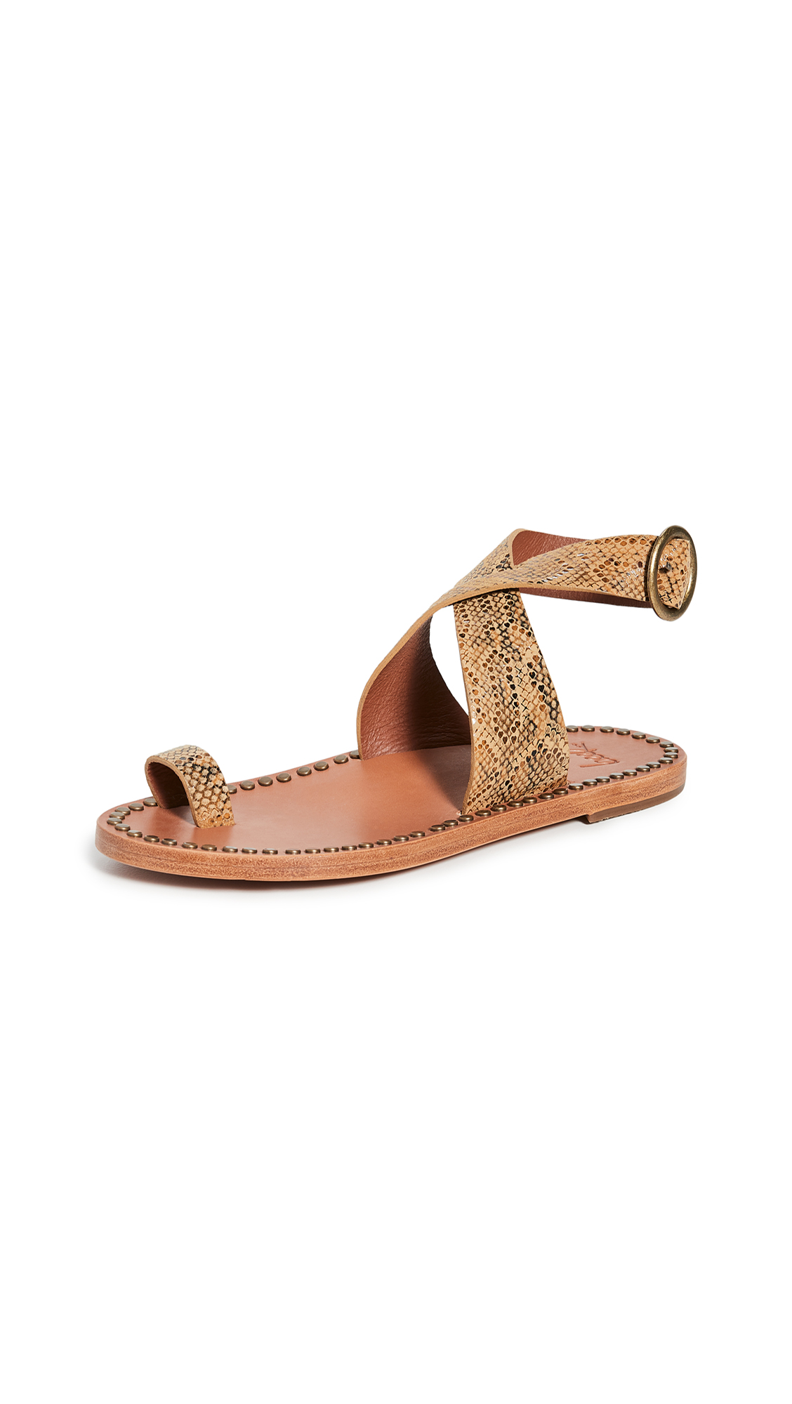 Buy beek Hawk Toe Ring Sandals online, shop beek