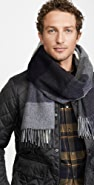 Begg & Co. Orwell Hughes Oversized Scarf