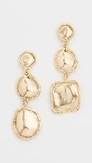 Brinker & Eliza Go For Gold Earrings